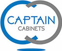 Discount Kitchen Cabinets | RTA Cabinets at Wholesale Prices | CaptCabinets Logo