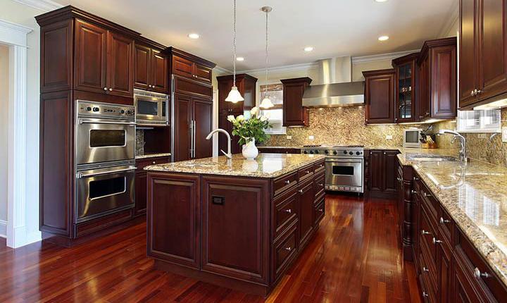 RTA Pscifica Kitchen Cabinets
