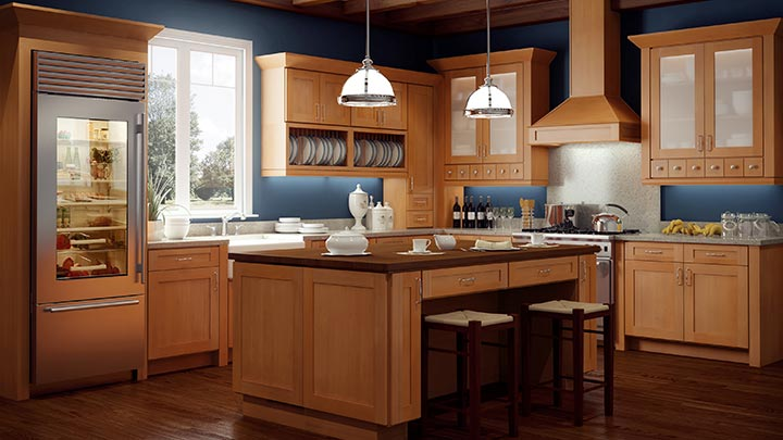 Forevermark Shakertown Cabinets