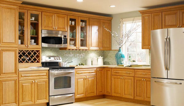 Country Oak - Discount Kitchen Cabinets | RTA Cabinets at ...