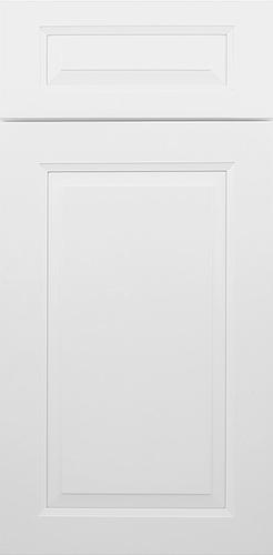 Gramercy White 10x10 Kitchen