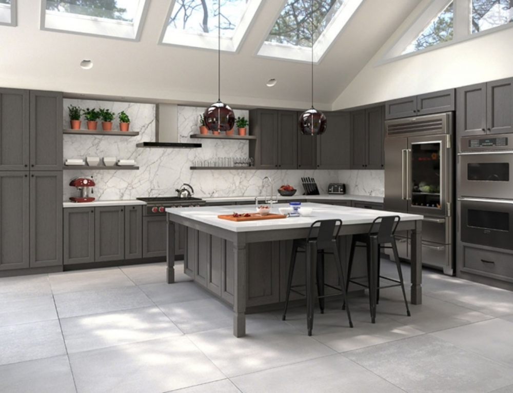 Remodeling Your Kitchen Go Forevermark Gray