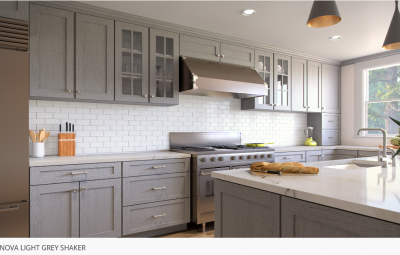 Remodeling Your Kitchen Go Gray Forevermark Grey Cabinets