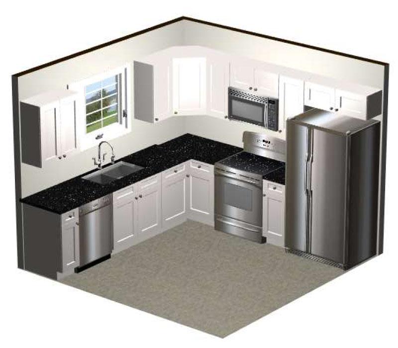 10x10 Cabinet Bundles - Discount Kitchen Cabinets | RTA ...